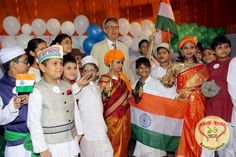 The Cambridge School, celebrated the spirit of Independence and global ties, on the 70thyear of freedom, at their school campus.