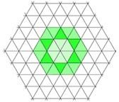 Patterns on an isometric grid  Great Resources: http://www.vam.ac.uk/content/articles/t/teachers-resource-maths-and-islamic-art-and-design/