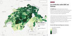UDC votes in Switzerland