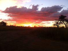 Spectacular sunset, Sondela, autumn 2014 South Africa, Autumn, Celestial, Sunset, Nature, Outdoor, Sunsets, Outdoors, Naturaleza