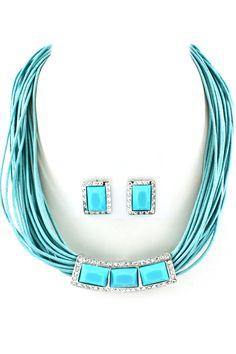 Skylar Necklace Set