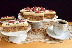 Romanian Food, Romanian Recipes, Cakes And More, Tiramisu, Biscuit, Cheesecake, Caramel, Deserts, Dessert Recipes