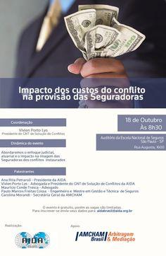 O impacto dos custos do conflito na provisão das Seguradoras é tema de debate da AIDA Brasil