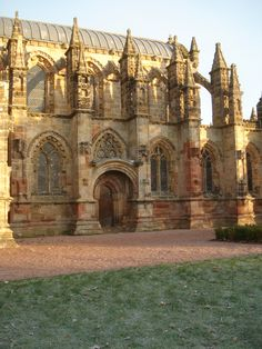 Rosslyn Chapel - Welcome to the official website for Rosslyn Chapel