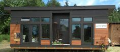 Small Green Prefab Homes | GreenPod Product Home Modular Homes Small Home Plans Healthy Interiors ...