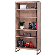 """Found it at AllModern - Belmont 66"""" Standard Bookcase"""