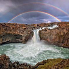 """10.4 m Gostos, 44 Comentários - Nature Only (@natureonly) no Instagram: """"Aldeyjarfoss Waterfall, Iceland  #natureonly Photography by @sapnareddy"""""""