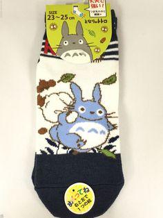 My Neighbor Totoro fukusuke Socks 1pair 23 -25 cm Official women's JAPAN 09