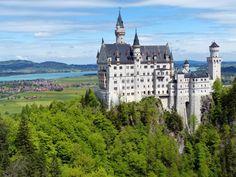 Neuschwanstein Castle, Germany jigsaw puzzle