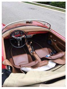 1956 Porsche 356 Outlaw Speedster Widebody Tribute REPLICA
