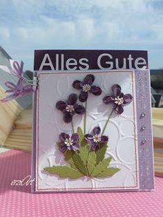 erziArt: Violets