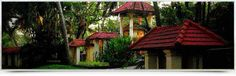Surya Samudra Beach Resort, Kovalam - the kind of place you could easily imagine Hemingway or Somerset Maugham