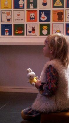 Miffy's reading room