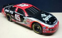 My #45 Sprint PCS Dodge Intrepid NASCAR driven by Kyle Petty..   The first year for the Dodge Intrepid to run in NASCAR