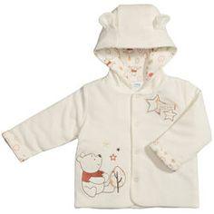 Winnie The Pooh Hooded Jacket