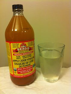 Holistic Plant-Based Nutriton : My Seven Day Apple Cider Vinegar Challange