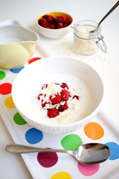 Coconut Porridge - Low Carb