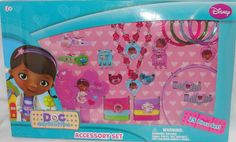 Doc McStuffins Hair and Jewelry Accessories Set *** Details can be found by clicking on the image. (This is an Amazon affiliate link)