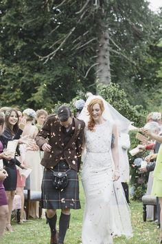 image via: rock n roll bride