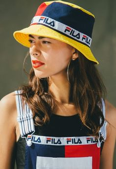 The iconic sportswear label that is FILA are back with their all-new 'Vintage' SS16 collection.