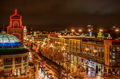Kansas City - Plaza Lights JONATHAN TASLER PHOTOGRAPHY