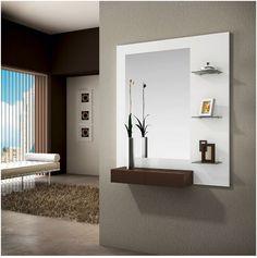 Recibidor.  Furniture hall  #furniture #muebles  #Málaga   http://www.decorhaus.es/