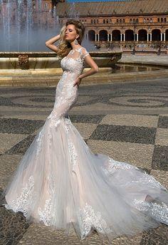 Oksana Mukha Wedding Dresses 2017 Adalyn