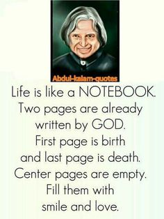 Everything is in your hands and please don't end ur book in the middle by suicide.... 😀
