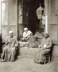 Donald McLeish | Cairo Egypt | 1920