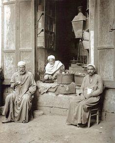 Donald McLeish | Cairo Egypt | 1920