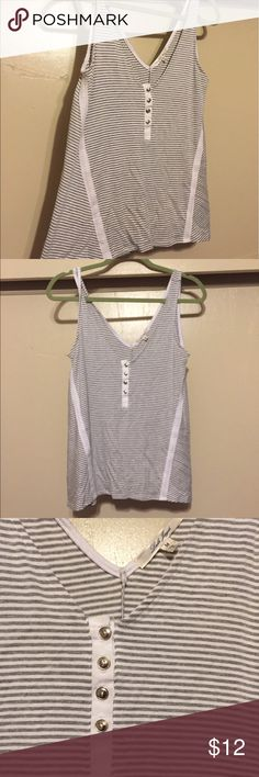 Nordstrom striped tank Cute tank top from Nordstrom. Brand is Laila Jayde. Size medium. Tops Tank Tops