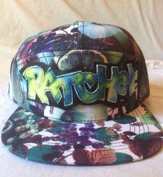 Ratchet SnapBack by ALIENSofBROOKLYN on Etsy, $40.00
