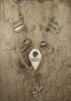 planchette necklace