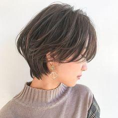 Short Hair Tomboy, Short Grunge Hair, Girl Short Hair, Korean Hair Color, Korean Short Hair, Japanese Short Hair, Ulzzang Short Hair, Tomboy Hairstyles, Blonde Bob Hairstyles