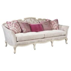 "Check out this item at One Kings Lane! Chantelle 85"" Sofa"