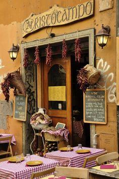 sweetmomentslove ...   Trattoria Aristocampo, Róma