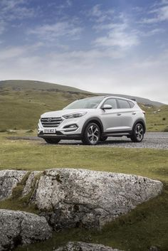 WHEN they say the Hyundai Tucson Premium model comes fully loaded they're not kidding.The Korean company, which a few years ago was geared to producin. Nissan Suvs, Hyundai Suv, Hyundai Vehicles, Mom Mobile, Mid Size Suv, Kia Motors, Mitsubishi Motors, Small Suv, Fashion Drawings