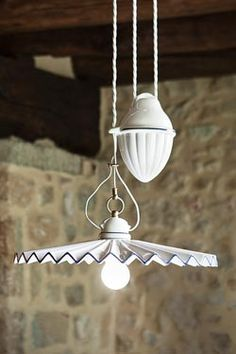Vintage Hanging Light Hanging Lamp Glass Globe Chain Cord Pull Chain Swag Lamp