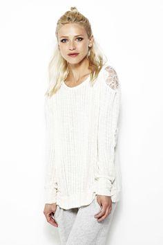 #lna #lace #cutout