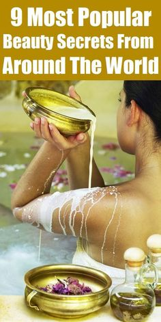 Most Popular Beauty Secrets From Around the World<br> The Egyptian Queen Cleopatra is known as the most beautiful women in the human history. For centuries people had admired Cleopatra's beauty, her talents, Cleopatra Beauty Secrets, Diy Beauty Secrets, Beauty Hacks, Queen Cleopatra, Beauty Tips, Beauty Care, Beauty Products, Beauty Ideas, Daily Beauty