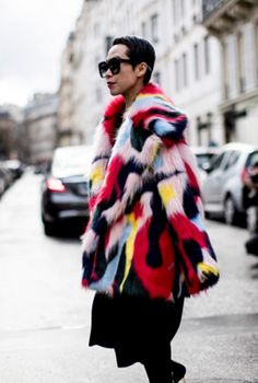 The best street style from Paris Fashion Week FW17, Buro 24/7