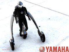 Yamaha Deus Ex Machina Motorcycle Concept
