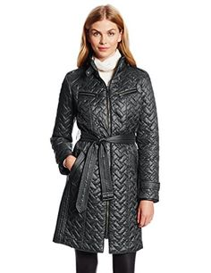 Cole Haan Women's Belted Signature Quilted Down Coat, Black, X-Small Cole Haan http://www.amazon.com/dp/B00JFHJE0Q/ref=cm_sw_r_pi_dp_RamCub131VCPF