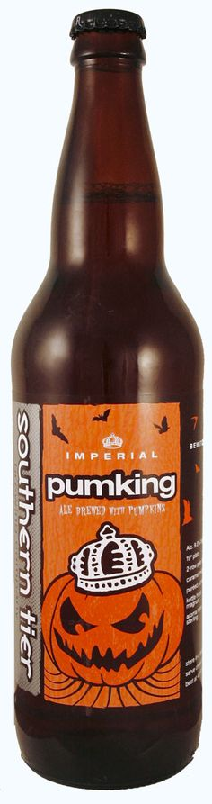 Southern Tier Pumking - liquid pumpkin pie!  This is the KING of all pumpkin beers.  If you see it, grab it.