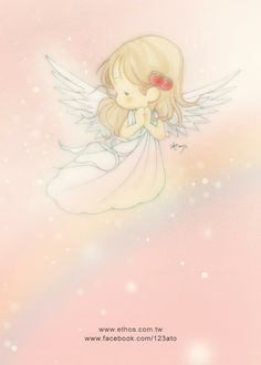 Angel | by illustrator Ato Recover http://www.facebook.com/123ato