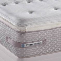King Sealy Posturepedic Gel Series Twin Leaf Plush Mattress by Sealy. $1037.00. This medium firm mattress features gel memory foam for extra comfort. This is a King size, however it is available in other sizes on our site.