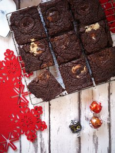 Lindt Lindor Chocolate Brownies
