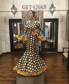 Dresses With Sleeves, Long Sleeve, Fashion, Flamenco Dresses, Moda, Sleeve Dresses, Long Dress Patterns, Fashion Styles, Gowns With Sleeves