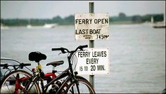 Bikers in St. Michaels, Md., can take advantage of roads so level that almost anyone can be a long-distance rider.