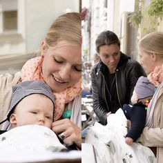 Nadine & Lilou spotted relaxing with whales after a vaccination...#WDC, #baby blanket, #mom in munich, #whales